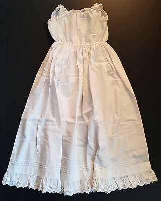 Antique Victorian Baby's Pintucked Gown, Collectors, Reborn Dolls, Photographer