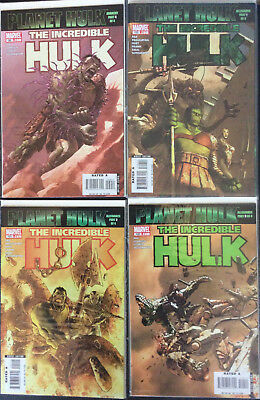 The Incredible Hulk Vol 3 Issues 99 to 102