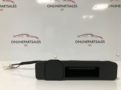Mercedes C Class W205 S205 Rear View Camera With Tailgate Handle A1667500993