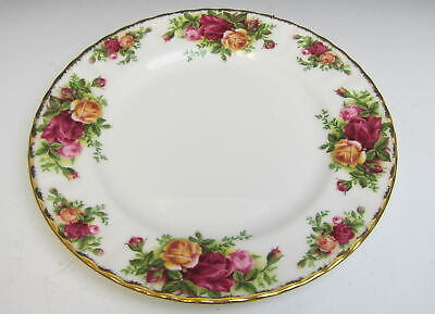 Royal Albert China OLD COUNTRY ROSES Salad Plate EXCELLENT