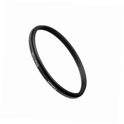 metal step down ring filter adapter, anodized black aluminum 82mm-77mm, 82-77