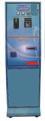 AUTOMATIC TICKET VENDING MACHINE for salons