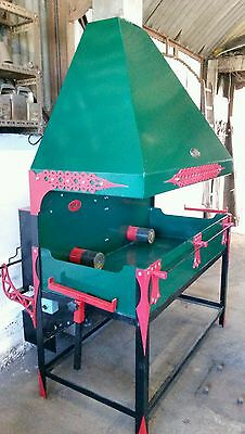 Blacksmiths Forge System AWB1400D - Double forge - Farrier Coke Forge.