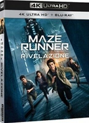 Maze Runner - La rivelazione (4K Ultra HD + Blu-Ray Disc)