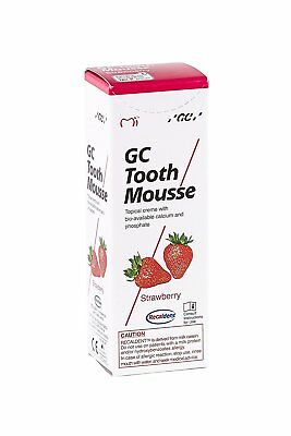 GC Tooth Mousse Strawberry FREE POSTAGE