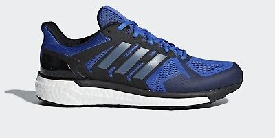 Adidas Supernova St Boost Mens Support Running Gym Trainers Shoes 8 10 11.5