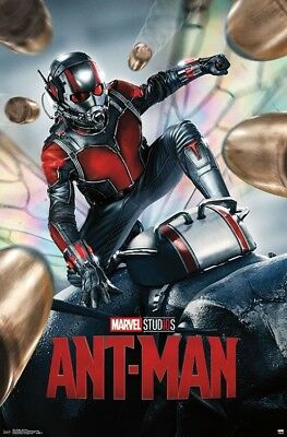 ANT-MAN - ONE SHEET MOVIE POSTER 22x34 - MARVEL COMICS 16441