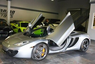 2012 McLaren MP4-12C  2012 MP4-12C - ONLYY 9,000 MILES - LOADED WITH OPTIONS - FLORIDA