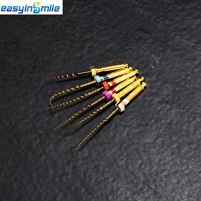 Endodontic Endo X-Pro Gold NITI Files EASYINSMILE Large Taper Gold Treament File