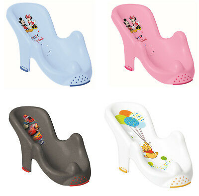 Baby Bath Seat Support Chair Safe Non-Slip Toddler Kids Anatomic