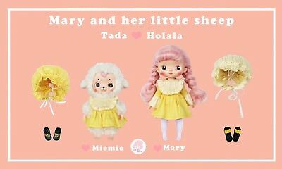 [Pre-Order] Designer Doll Jenny Fairy Town Holala # Exhibition Limited Marry