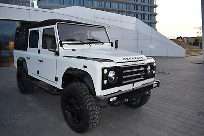 1992 Land Rover Defender Custom build to order Custom build your Dream Land Rover Defender CONVERTIBLE