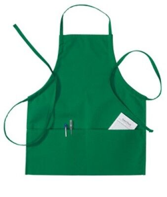 Bib Apron Made in USA adjustable neck