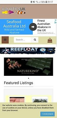 aquatic auction website established