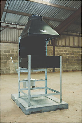 Blacksmiths Forge System with Fan - Kit form AWB700FP - F
