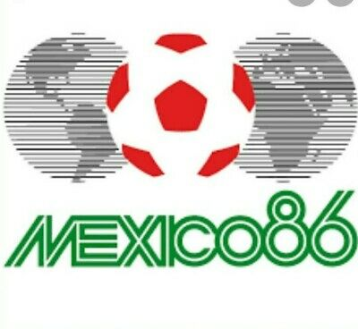 Panini Mexico 86 World Cup Stickers