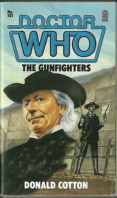OOP - Paperback Book - DOCTOR WHO - The Gunfighters - Donald Cotton - #101