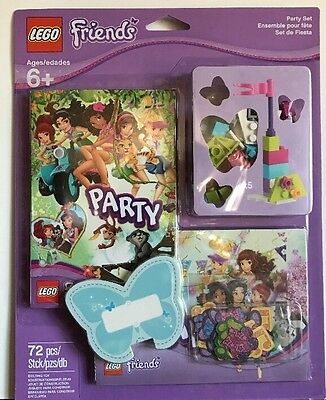 2 SETS NEW LEGO FRIENDS BIRTHDAY PARTY SET lot of 2 851362 - $12.99 ...