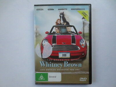 The Greening of Whitney Brown DVD R4 #1891