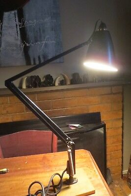 Black Planet Studio Lamp ' INDUS'  cat K Planet Lamp