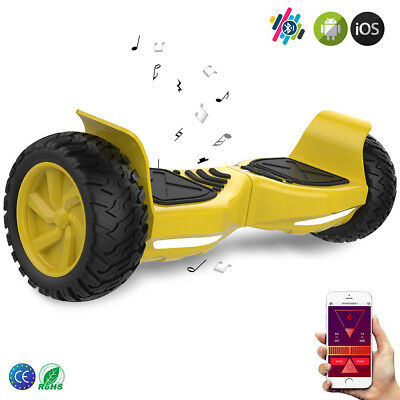 Hoverboard 8.5'' Elettrico Scooter Smart Balance Overboard  Bluetooth&App Ul2272