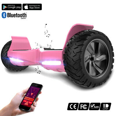Hoverboard 6.5'' 8.5'' Bluetooth&App Elettrico Scooter Smart Balance Led Ul2272