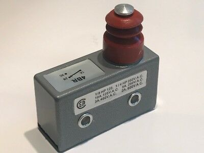 4BR HEAVY DUTY LIMIT / MICRO SWITCH USED ON BUS, ICE CREAM VAN ETC bsd5a