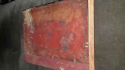 Rare antique huge size quran Arabic with translation dated 1329 hijri