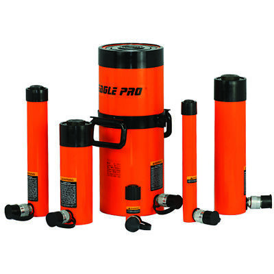 15 Ton Capacity, General purpose, Single Acting Cylinder 152mm x 272mm x 424mm