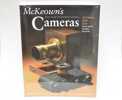 NEW McKeown's Price Guide to Antique and Classic Cameras 2005-2006 12th Edition