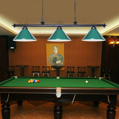 59 Modern Pool Table Light Fixture Hanging Billiard Lights