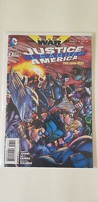 Justice League of America Issue 7 New 52 Catwoman