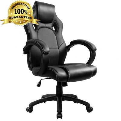 Gaming Chair, IntimaTe WM Heart High Back Office Chair Desk Racing Reclining...