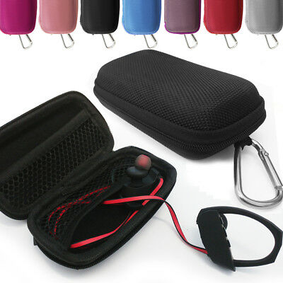 Gym Wireless Earphones CASE Durable Hard Clamshell Runnning Cycling Sports
