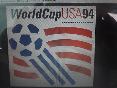 Panini USA 1994 World Cup stickers