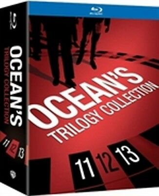 Ocean's Trilogy Collection (3 Blu-Ray Disc)