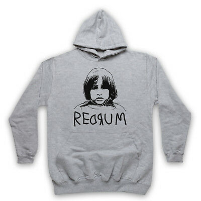 Redrum Danny Unofficial The Shining Kubrick Film King Adults & Kids Hoodie