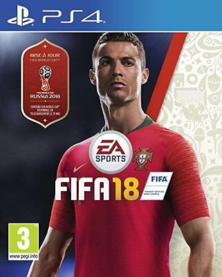 Fifa 18 WM 2018 Edition PS4 Spiel *NEU OVP* Playstation 4 Fifa World Cup Russia