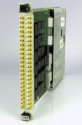 HP E1554A 8 channel 75 ohm daisy chain switch Module VXI bus 75000 series C