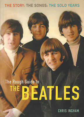 THE ROUGH GUIDE TO THE BEATLES - Chrus Ingham