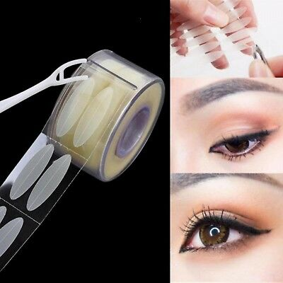 Invisible Lift Double Eyelid Stickers Makeup Eye Sticker Tape Strips 300 Pairs