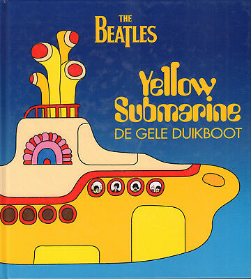 The Beatles - Yellow Submarine (De Gele Duikboot)