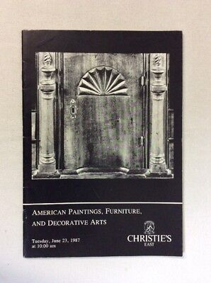 Christie's East American Paintings, Furniture & Decorative Arts (PB)-Fair