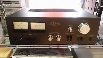 Technics SU-7300k vintage amplifier late70s very good condition full working