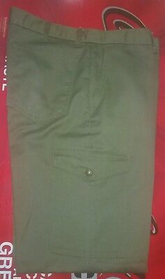 Boy Scouts of America Green Pants men size 36 x 30