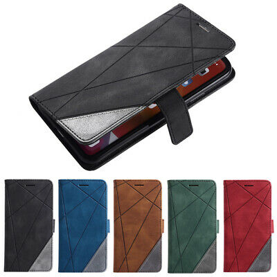Luxury Genuine Leather Wallet Case Magnetic Flip Cover For iPhone XS Max XR 8 7