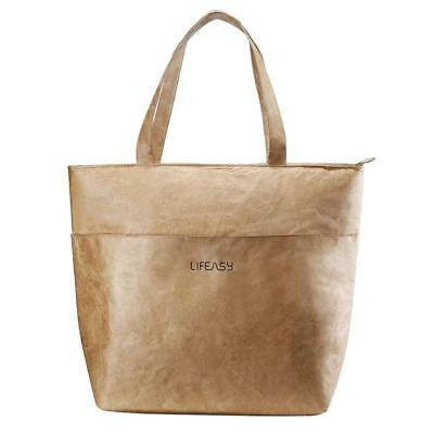 Lifeasy - Fashionable Lightweight DuPont Paper Tote