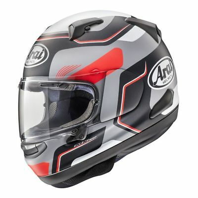 ac5fc9be Arai Signet X Sense Frost Red FREE Ship or Dark lens Options motorcycle  helmet