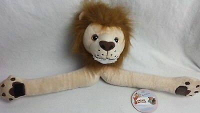 Curtain Critters - Lion - Baby Kid Nursery Jungle Safari Zoo Curtain Tieback Toy