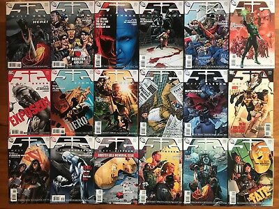52  1 To 52 / World War 3 1 To 4 / Four Horseman 1 To 6 Full Set 62 Issues Dc